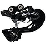 Shimano Deore XT RD-M781 mountainbike derailleur black Design medium long cage, 11-36 sprockets 2016 MTB Derailleurs