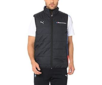 Puma Men BMW MMS Padded Vest Anthracite