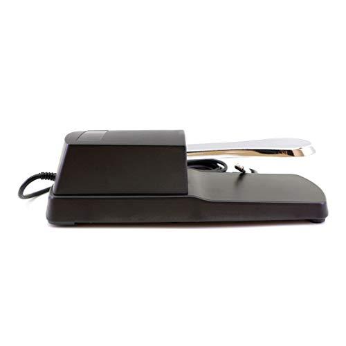 heacker Elektronische Tastatur Sustain-Effekt-Pedal Keyboard Sustain Damper Pedal Electric Piano Zubehör
