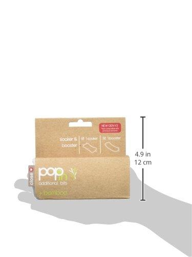 Close Pop-in Pop-in Windeleinlagen – Soaker & Booster (+Bamboo) V2 – Snowball - 3