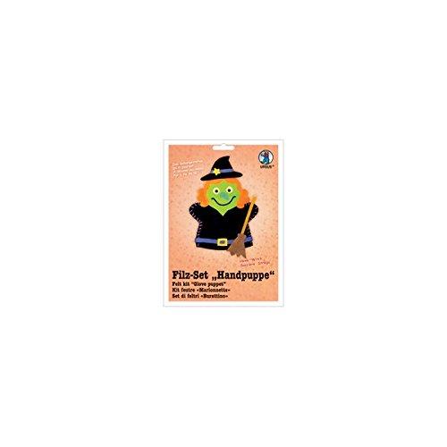 Ursus 39560010Fieltro Set marioneta de Mano