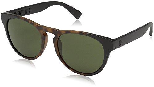 Electric Nashville XL Sunglasses One Size Tort Burst ~ Ohm Grey
