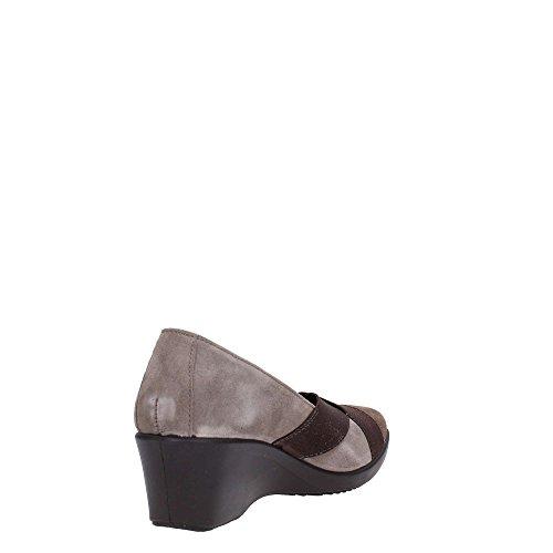 IGI , Baskets mode pour femme marron vison vison