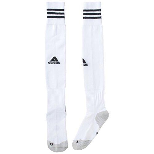 adidas, Calze Uomo Adisock 12, Bianco (White/Black), 40-42
