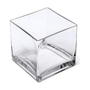 Ikea Vasi Vaso In Vetro Trasparente 20 Cm Amazon It Casa E Cucina