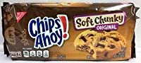 Nabisco Chips Ahoy Soft Chunky Original Cookies, 297g