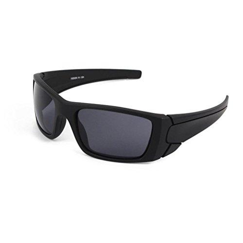 sunshineBoby Herren Sonnenbrillen Radfahren Fahren Reiten Schutzbrille Outdoor Sports Eyewear--Damen und Herren Polarisierte Medium / groß ÜBERBRILLE Das Fit über Brillen. Sonnenüberbrille für Fahrrad (Mehrfarbig C)