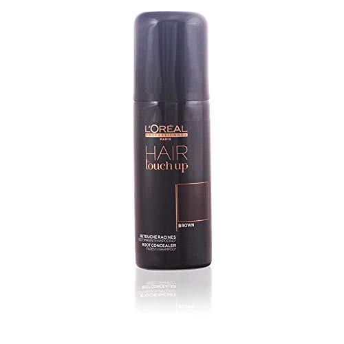 L'Oréal Professionnel Hair Touch Up Spray brown, (3x 75 ml) -