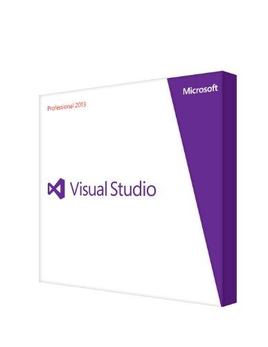 MS Visual Studio Pro 2013 DVD (DE)