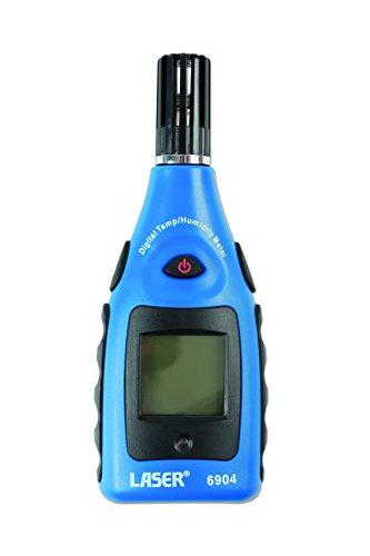 Laser outils 6904 Niveau de température/humidité Mètre