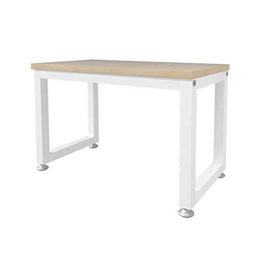 Druckerständer Büro-Rack Küchen-Rack Büro-Computer-Tisch-Monitor Lagerregal (Color : Yellow , Size : 45CM*29CM*28CM ) -