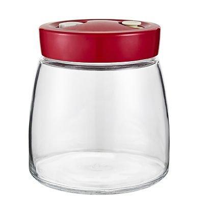 Lakeland Fermentierglas mit Entlüftungsventil,1Liter