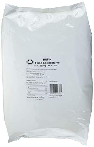 RUF Feine Speise-Stärke glutenfrei reine Mais-Stärke, 1er Pack (1 x 2500 g)