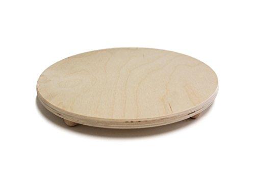 Calder 4563 tagliere, legno, marrone