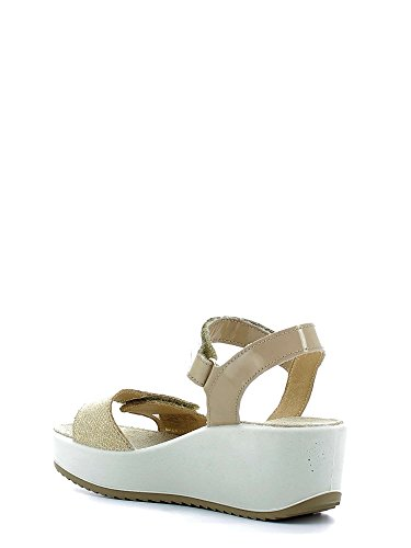 Igi&Co 7821 Sandalo zeppa Donna Marrone