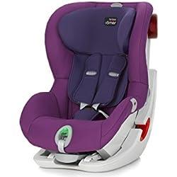 Römer max-fix II-Chaise pour voiture, Groupe 0+/1, Couleur Violet
