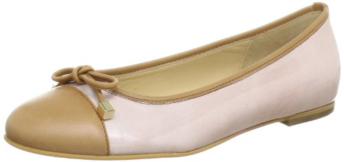 Gabor Shoes 6410190 Damen Ballerinas Pink (pastell rose/caram)