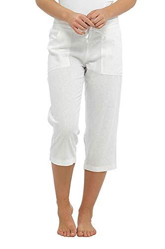 INSIGNIA Ladies Womens Linen Cas...