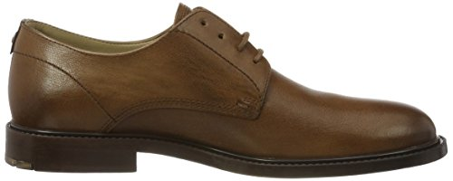 Boss Orange Cultroot_derb_ltws 10197196 01, Derby Homme Marron (Medium Brown 217)