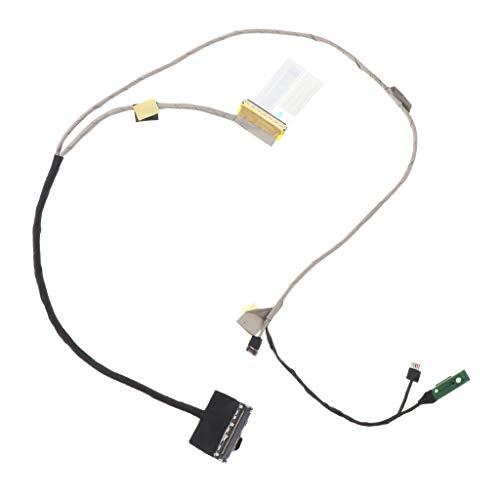 H HILABEE Laptop LVDs LCD Flex Video Bildschirm Kabel Für ASUS S550C S550CB S550CM S550CA - Laptop Lcd Flex-kabel