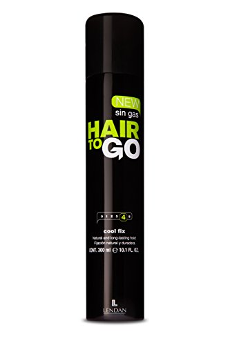 Lendan LD Hair To Go Cool Fix Laca sin Gas - 300 ml