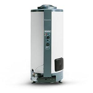 'nhre–Calentador de agua a gas de suelo ad Accumulo Camera abierta tiraggio Natural «90–315L.–100kW.