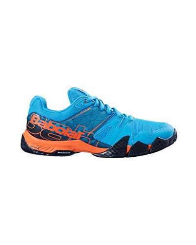 Babolat 4071-8, Scarpe da Tennis Uomo Multicolore 44.5 EU