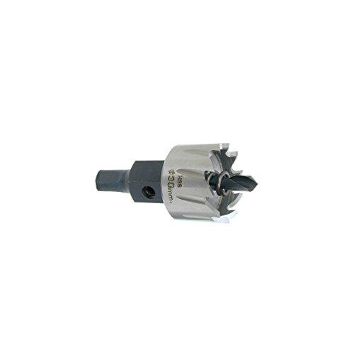 Hepyc 71040000280 Couronne métal pour scies et couronnes Ø 28 mm L. (HSS) 25 mm