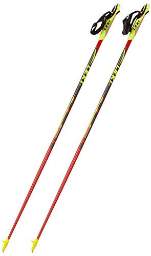 LEKI Nordic Walking Stöcke Speed Pacer Vario, Black, 105 cm, 6322638