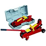 #4: RDE 2 Ton floor jack heavy duty for personal cars and e-rickshaws with carrying box Toolsvilla exclusive