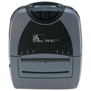 Zebra Technologies P4D-Uug10001-00 Serie Rp4T Mobile Thermotransfer Rfid Drucker, 203 Dpi, 4