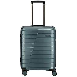 """Series de maletas rígidas """"AIR BASE"""", de travelite, en 2 colores. Indestructibles, funcionales, modernas"""