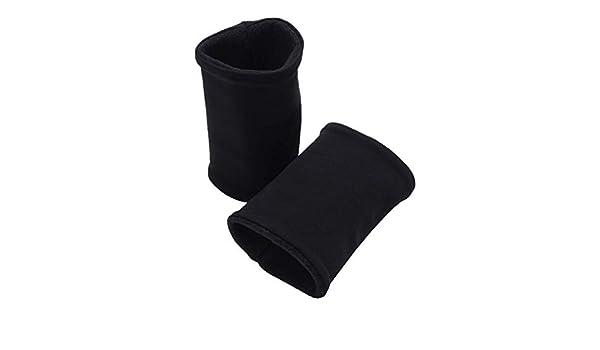 maxx.denno Kurze Pulsw/ärmer//Armstulpen /• aus kuscheligem Fleece Made in Germany