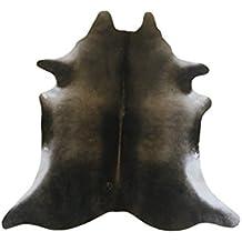 Zerimar Alfombra piel de vaca ¡OFERTA ESPECIAL 75º ANIVERSARIO! Medidas: 225x190 cms Piel procedente de brasil, consideradas las mejores pieles del mundo por su curtición y brillante pelo