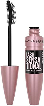 Maybelline New York Mascara Lash Sensational Washable Intense Black