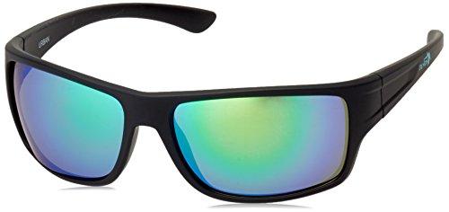 Demon Urban Sonnenbrille, Unisex Erwachsene Einheitsgröße Mattschwarz