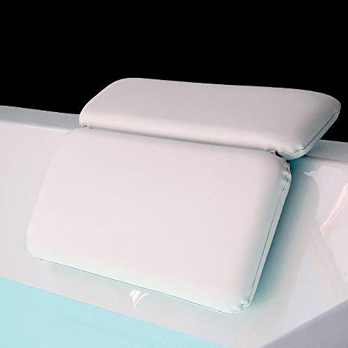 MINGZE Das Original-Whirlpool-Kissen verfügt über eine leistungsstarke Greiftechnologie, ein Whirlpool-Kissen mit 7 Saugnäpfen für die Badewanne, eine heiße Quelle für den Pool