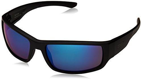 Smith Herren Survey/S JY 003 60 Sonnenbrille, Matt Black/Grey