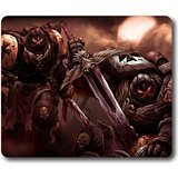 Anlaas MousePad Warhammer 40k Game Rectangle Mouse Pad