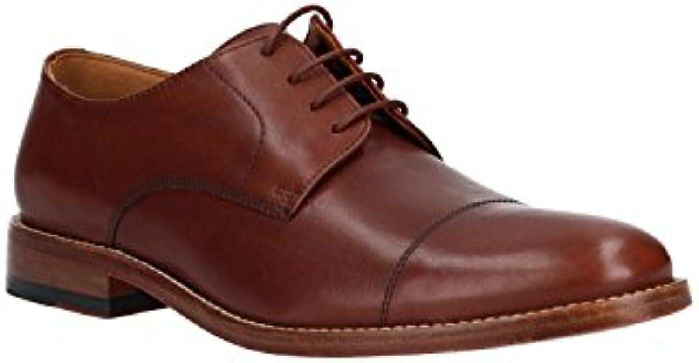 Zapato Clarks 26131214 James Cap British Marron -