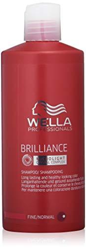Wella Brilliance Champú - 500 ml