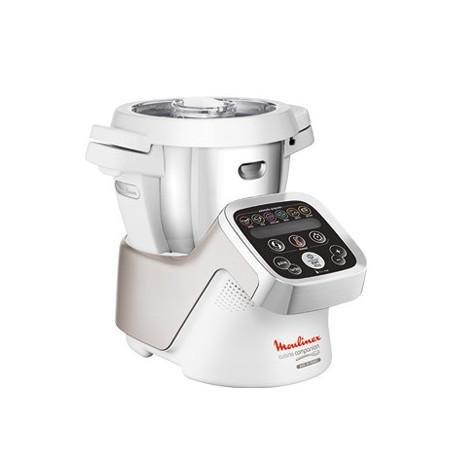 Moulinex HF 800 Cuisine Companion Robot Cocina, 1550 W, 4.5 l