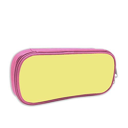 astuccio per bambini portatutto,Solid Yellow For Unicorns_6038, rosa