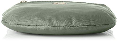 Bogner Damen Tiny Umhängetasche, 1x20x15 cm Grün (Jade)