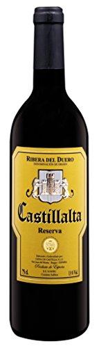 Castillalta Vino Tinto Reserva Ribera Del Duero - 6 Paquetes De 750 Ml - Total: 2250 Ml