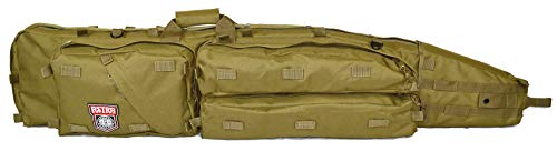 ASTRA DEFENSE Sniper Transport System Drag Bag - Flat Dark Earth (135x30cm) -