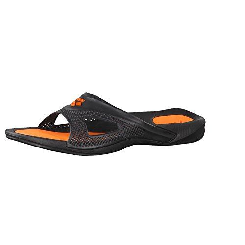 Arena Sandale d'eau pour homme Hydrofit Black/ orange