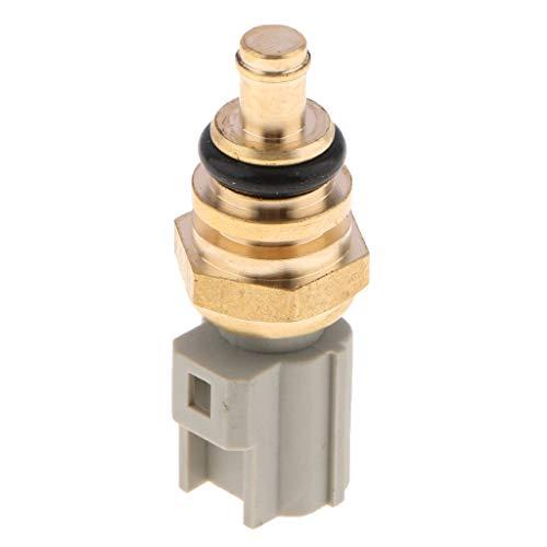 B Blesiya Transmetteur de Température Capteur De Température De Liquide De Refroidissement Moto
