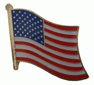 Yantec Flaggenpin USA Pin Flagge