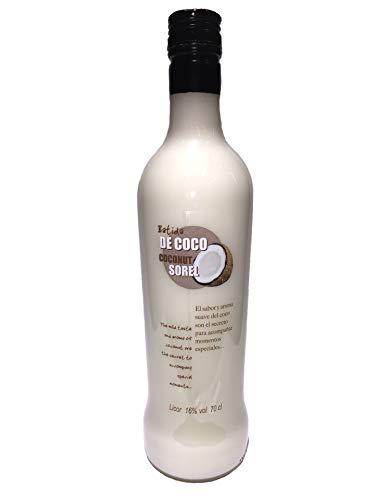 Batida de Coco Sorel, Kokosnusslikör, 0,7 L, 16% vol.